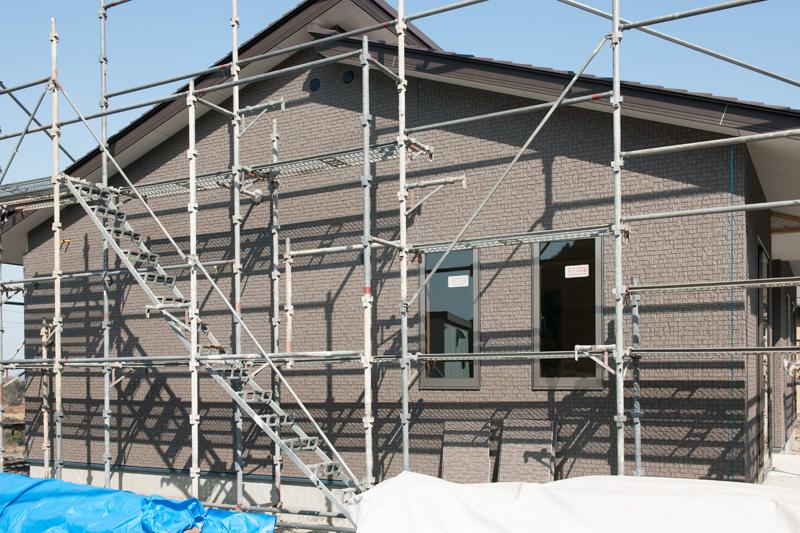 外壁・外装工事・リフォーム・壁・屋根工事・サイディング工事