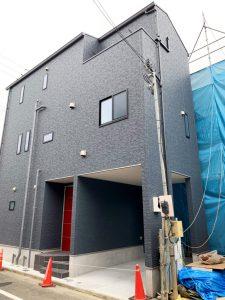 新築サイディング